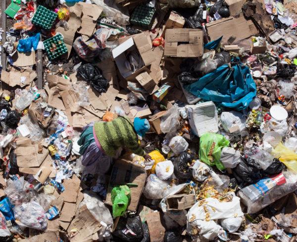 trash by Geraint Rowland
