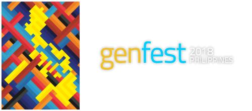 genfest philippines logo