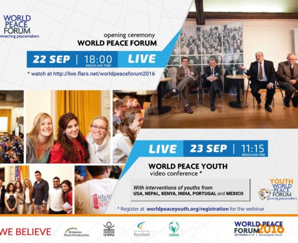 WorldPeaceForum Banner